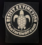 True Black Resist Extinction T-Shirt