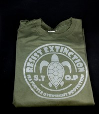Green Resist Extinction T-Shirt