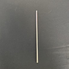 Straight Stainless Steel Straw