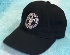 Black Resist Extinction Hat
