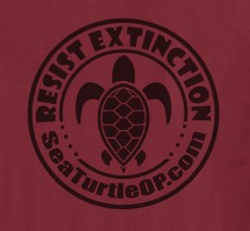 Wine Resist Extinction T-Shirt